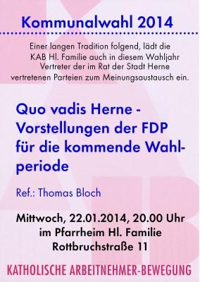 Quo-FDP